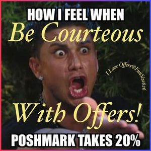 Other - I Love Offers, but please remember PM takes 20%!